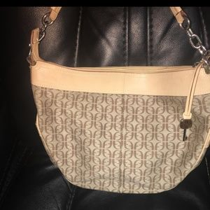 Fossil key purse excellent condition